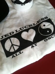 All At Once Long Sleeve Tee (front)