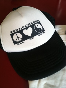 All At Once Trucker's Cap