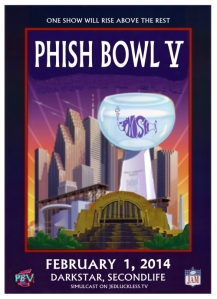 Phish Bowl V